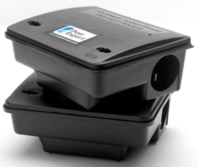 Heavy Duty Outdoor Mouse Bait Stations Pest Expert Com